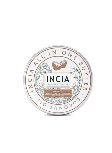 Incia Incıa Doğal Hindistan Cevizli Butter 50 Ml Renksiz